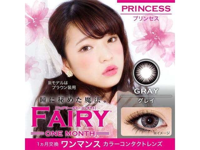 フェアリー PRINCESS [GRAY 2枚入り]