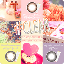 #CLEAR