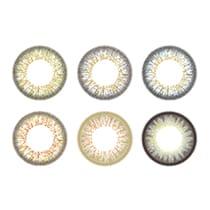 ダイヤモンドラッシュ コスメコンタクト装用画像