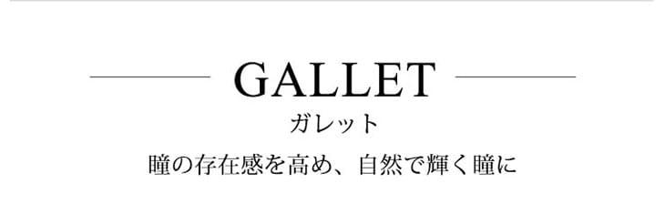 シュガーフィール | ガレットシリーズ