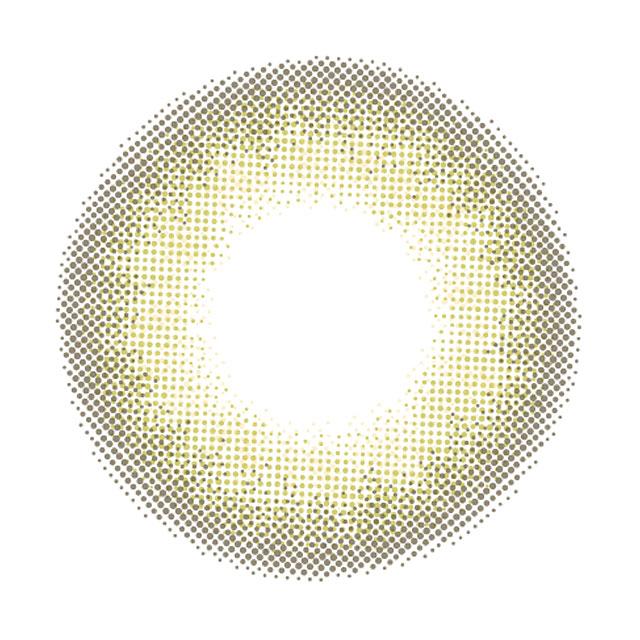 エンジェルカラーヴィンテージワンデー ヴィンテージピスタチオ 30枚入(3)