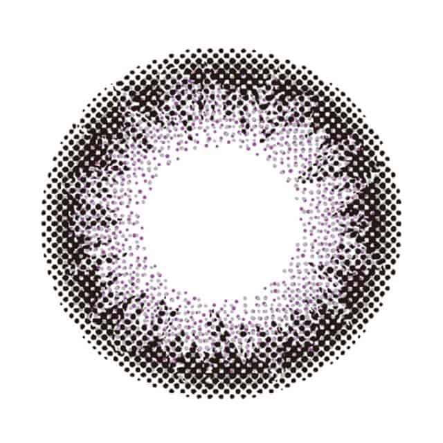 ラベンダーアッシュ レンズ画像