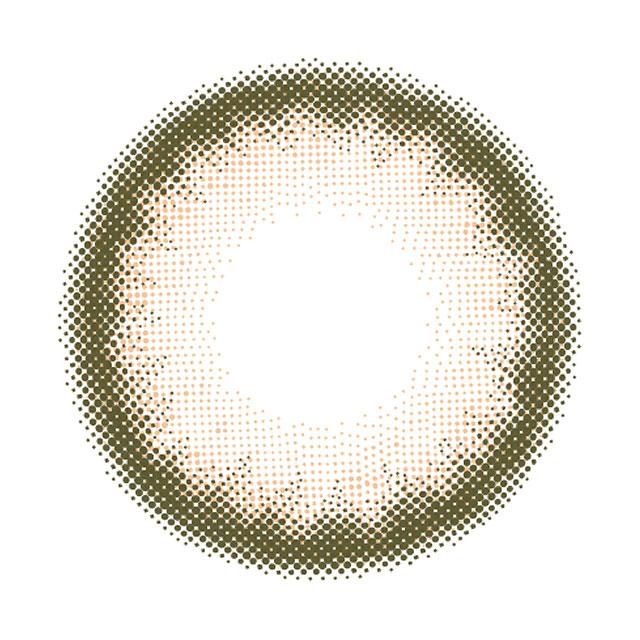 エンジェルカラーバンビワンデーミルクベージュ30枚入(3)