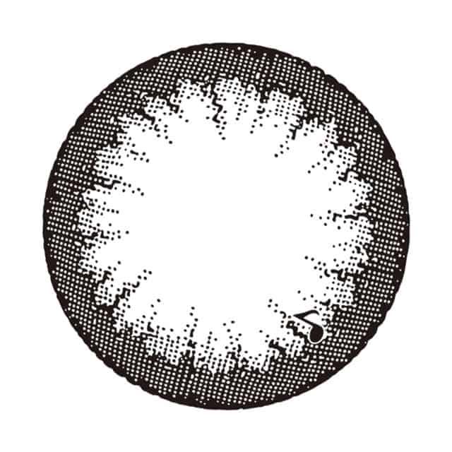 ソプラノブラック レンズ画像