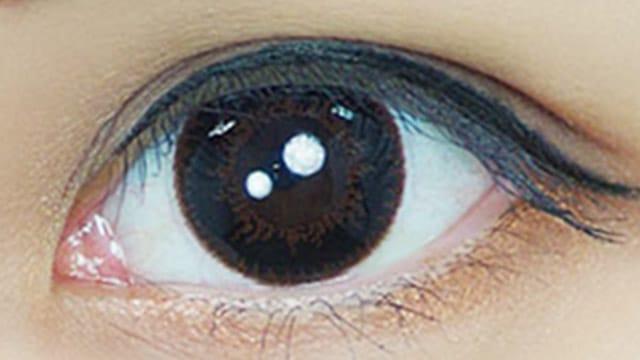 ブラックホール 装用画像