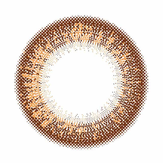 シャインゴールド レンズ画像