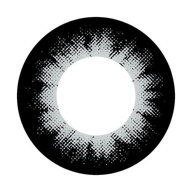 04GR カラーサークルグレー レンズ画像