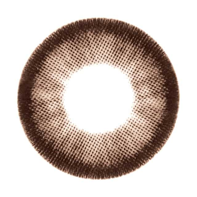 コンタクトフィルムズ BKHZ ヘーゼルサークル度なし 14.0mm