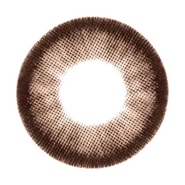 コンタクトフィルムズ BKHZ-DB ヘーゼルサークル度あり 15.0mm