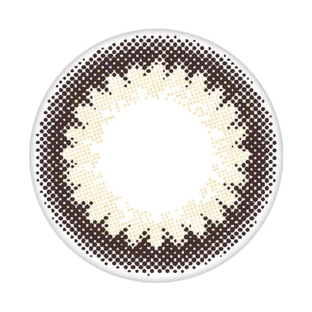 キャレムドールワンデー エレガンス ブラック+ブラウン 20枚入