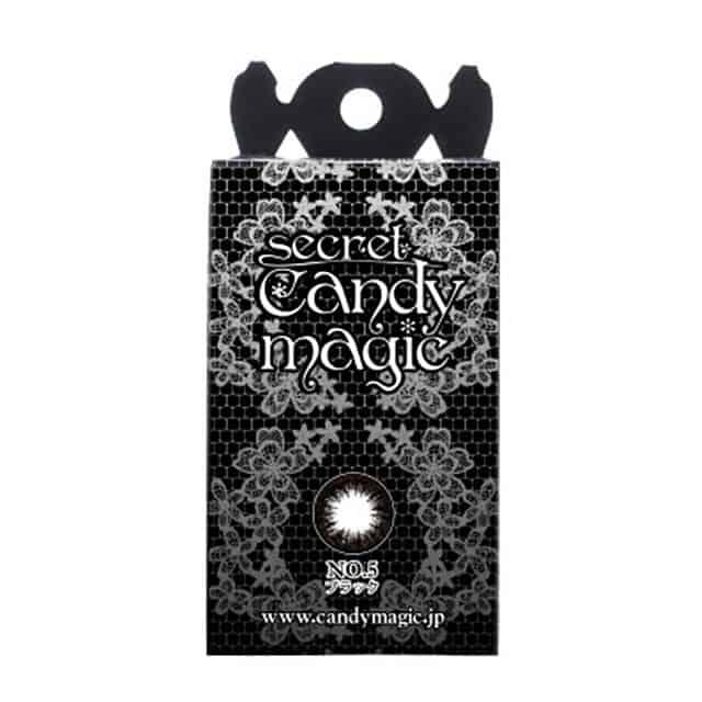 シークレットキャンディーマジック NO.5 ブラック度あり(4)