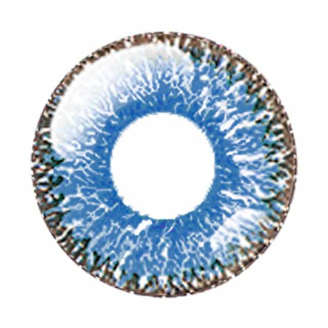 ドルチェ コンタクト パーフェクトシリーズ ワンデー 天の川コバルトブルー