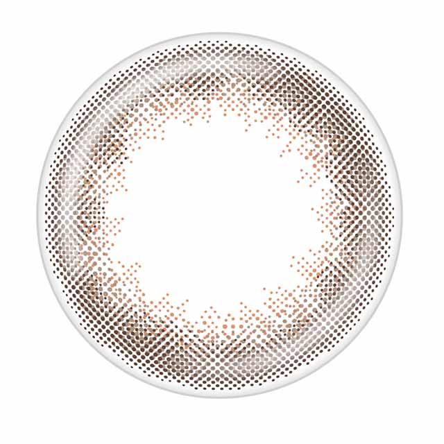 アイディクト,EYEDDiCT by FAIRY,マンダリンブルーム,MandarinBloom,内田理央,だーりお,カラコン,ワンデー,レンズ