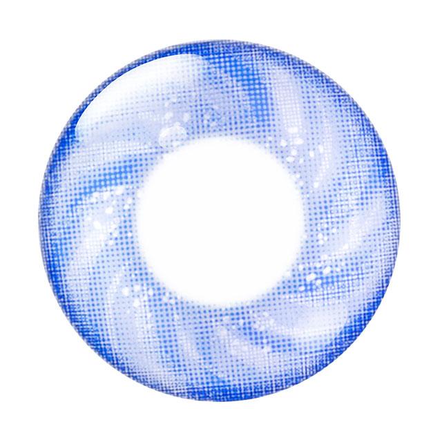 エティアプリズムワンデー プリズムブルー 度あり(3)