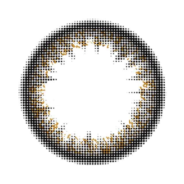 ルピナスブラウン レンズ画像