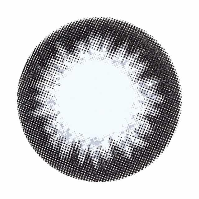 クリスタルグレー レンズ画像