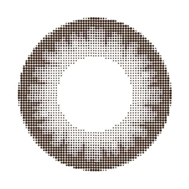 ナチュラルシナモン レンズ画像
