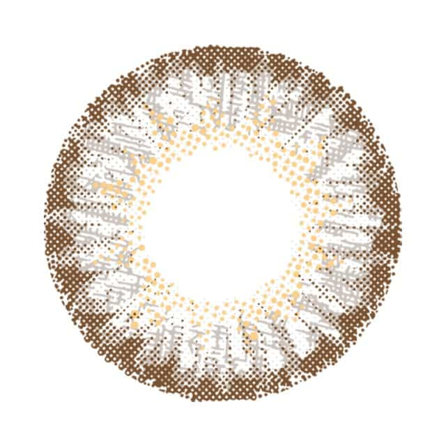 ルネッタグレー レンズ画像