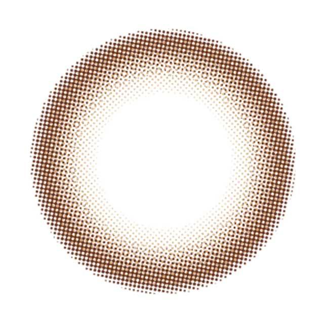 リトルハニップ O-6オーブブラウン 度あり(3)