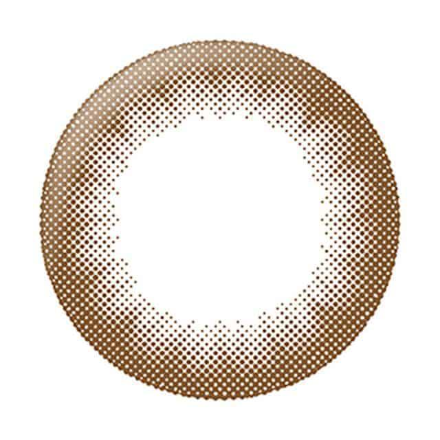 チョコレート レンズ画像