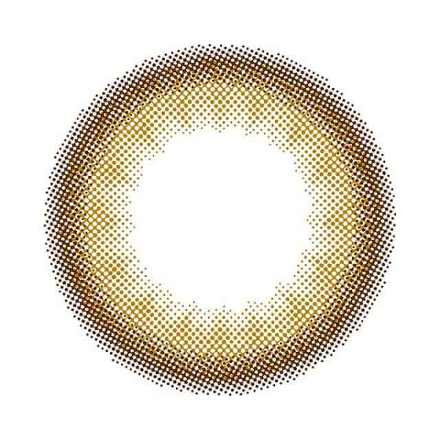 ヌードチョコレート レンズ画像
