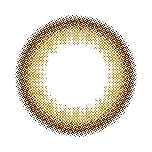 リルムーン1day ヌードチョコレート 30枚入(3)