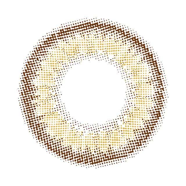 シャイニーゴールド レンズ画像