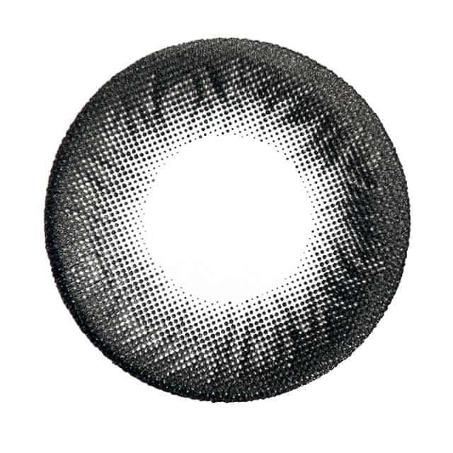 Natural ブラック レンズ画像