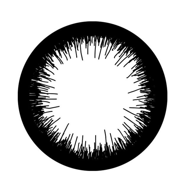 メリーベーシック 101クリアブラック(3)