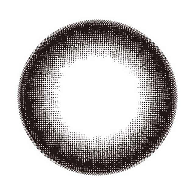 14.カカオブラック レンズ画像