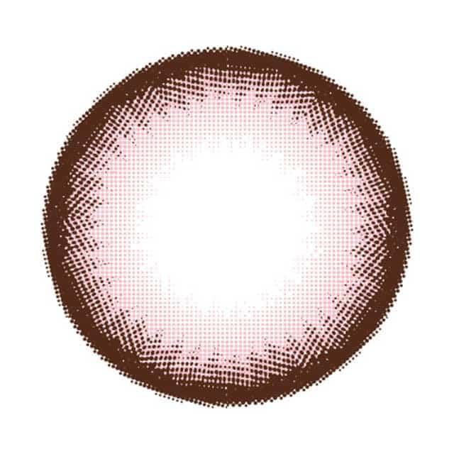 11.チェリーブラウン レンズ画像