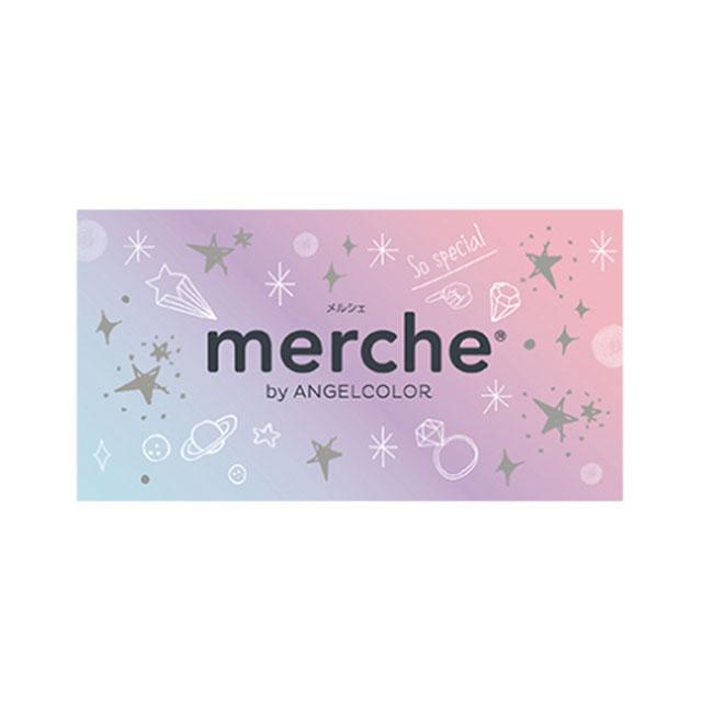パッケージ,メルシェ,merche,メルシェバイエンジェルカラー,merche by ANGELCOLOR,マンスリー,1ヶ月,さぁや カラコン,さあや,美容系Youtuber