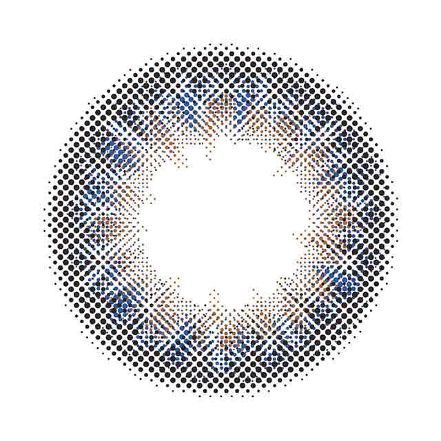 ナデシコブルー レンズ画像