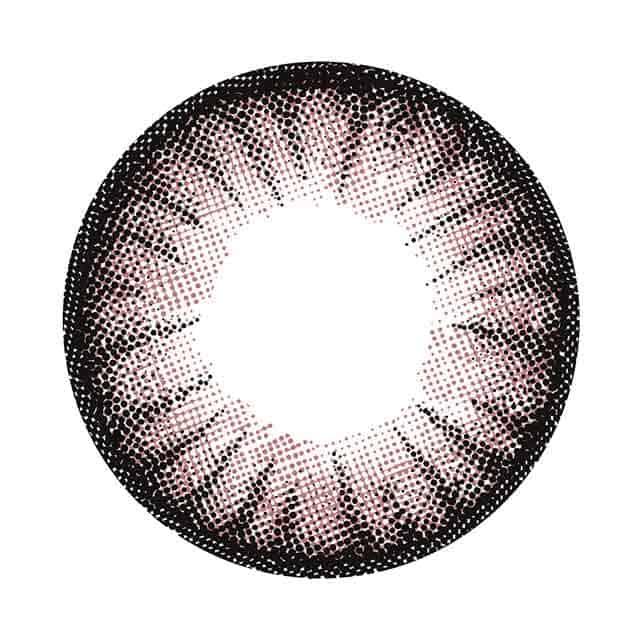 フラワーピンク レンズ画像