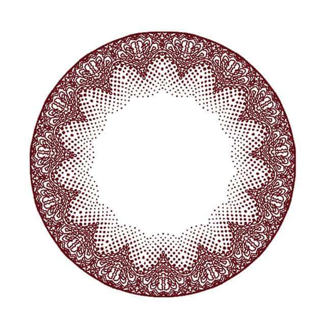 ワンデーキャラアイナチュラル+ラッセルブラウン 20枚(3)