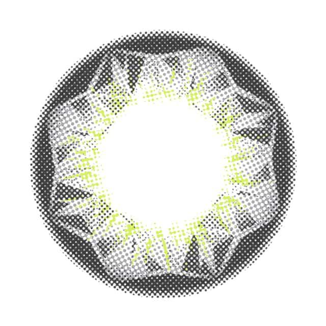 スパークルグレー レンズ画像