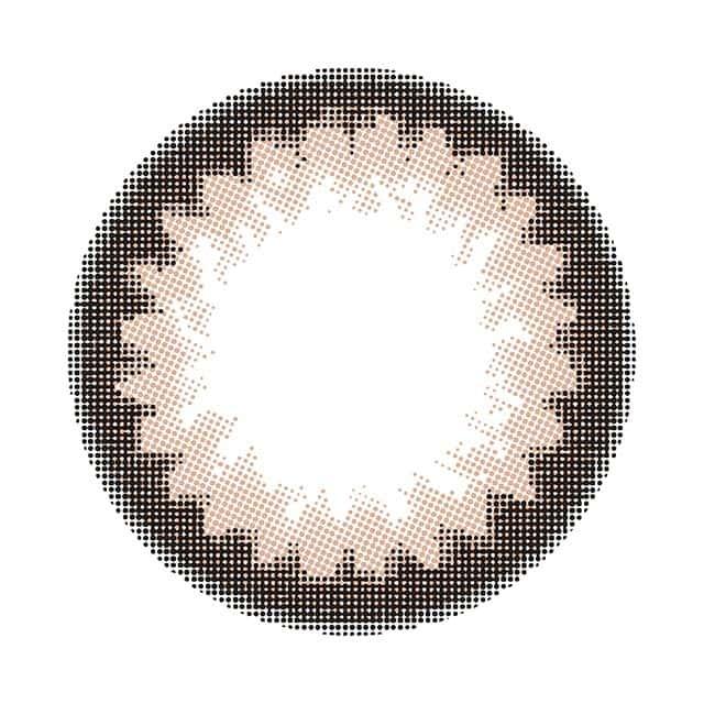 ダークショコラ レンズ画像