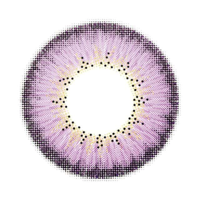 QuoRe Donna 14.5 ブリエバイオレット度あり