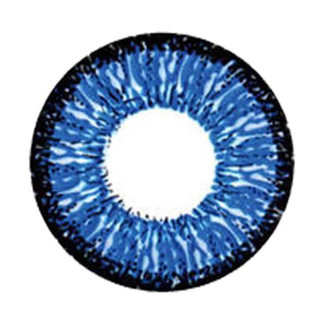 ブルー ウィッシュ レンズ画像