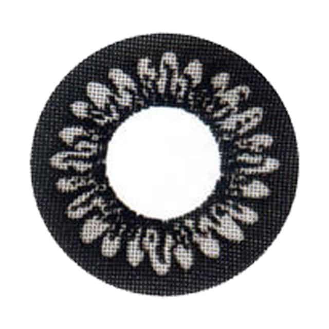 キスミー ブラック レンズ画像