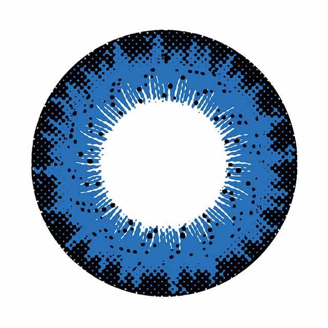 ブルー103 レンズ画像