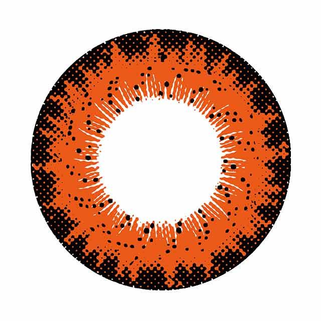 オレンジ501 レンズ画像