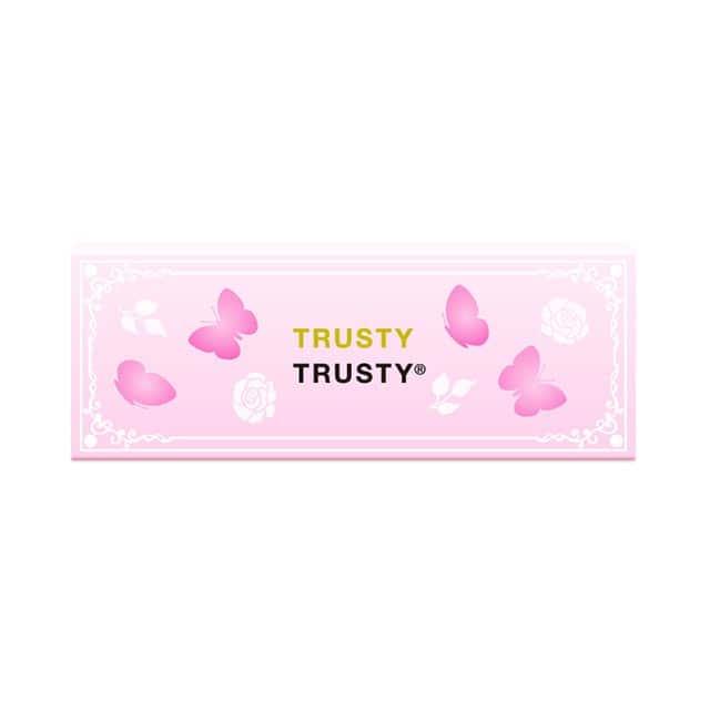 日本製のカラコン☆激安なのに安心♪TRUSTY TRUSTY トラスティ トラスティ