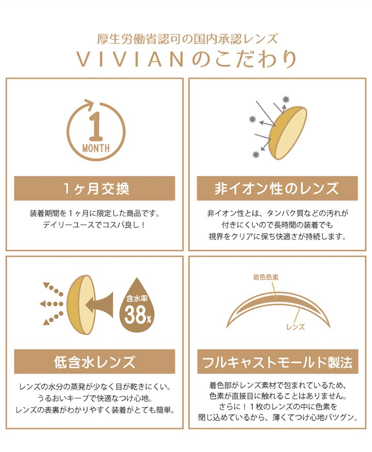 ヴィヴィアン/シャレード/Charade/VIVIAN