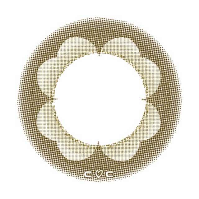 四つ葉のクローバー レンズ画像