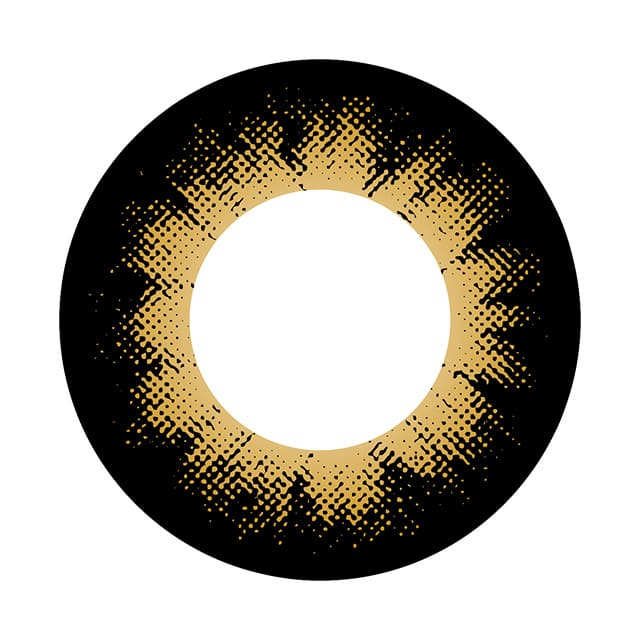 ゼルバイコンタクトフィルム 04BR-BO カラーサークルブラウン