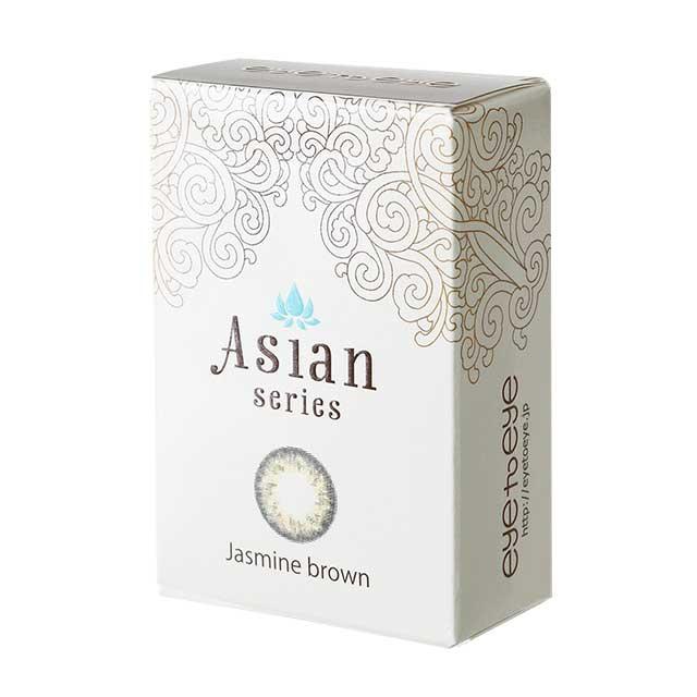 アイトゥーアイ Asian ジャスミンブラウン(4)