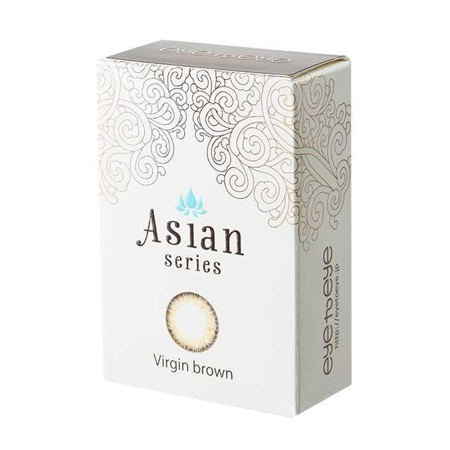 アイトゥーアイ Asian ヴァージンブラウン(4)