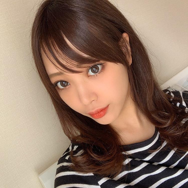 エバーカラー1dayナチュラル パールベージュ 伊藤 弥鈴